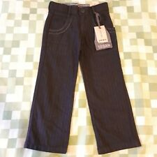 IKKS AGE 4 BNWT BOYS DESIGNER TROUSERS PANTS