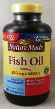 jlim410: Nature Made Fish Oil 1200mg, 200 softgels