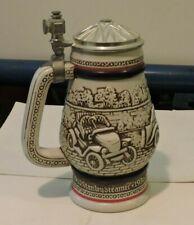 Vintage Avon Automotive Beer Stein Mug - Handcrafted in Brazil 1979 C27936
