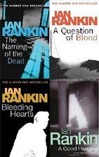 Ian Rankin ___ 4 Libro Juego ___ Nuevo ___ Envío Gratuito GB