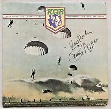 "Autographed KGB ""KGB"" Vinyl Carmine Appice (Blue Murder, Vanilla Fudge, Cactus)"