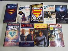 9 SUPERMAN SMALLVILLE CLARK KENT BURIED CITY SHADOWS MIRACLE SON KRYPTON