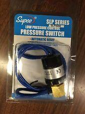 SUPCO LOW PRESSURE REFRIGERATION SWITCH - SLP5090