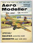 AEROMODELLER  Magazine December 1966 D. H. Mosquito with 3-Views