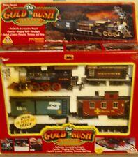 The Gold Rush Express No. 186 Train Set