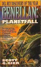 GENELLAN: PLANETFALL Scott G. Gier PB 1995 1st G2