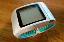 Nike+ TomTom Sport Watch Running GPS Navigator White/Light Blue