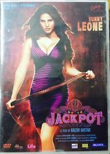 Jackpot - Sunny Leone - Hindi Movie DVD Region Free English Subtitles