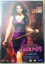 Jackpot - Sunny Leone - Hindi Movie DVD Region Free English Subtitles