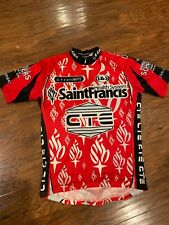 LOUIS GARNEAU Cycling Jersey Bike Bicycle Shirt Mens SAINT FRANCIS