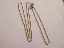 Ti Sento Sterling Silver Necklace model 379121ZI/80 rrp £155