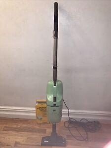 Miele S143 Super Air Clean Stick Upright Vacuum Cleaner broken latch cord holder