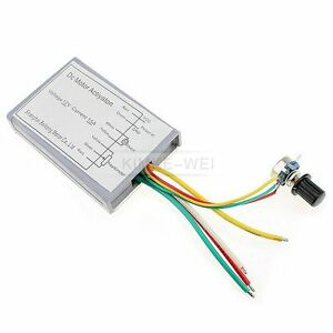 12V 15A DC Motor Speed Control PWM HHO RC Controller