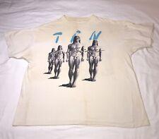 "DAVID BOWIE TIN MACHINE 1991 ""IT'S MY LIFE"" TOUR SHIRT XL ORIGINAL Vintage VTG"
