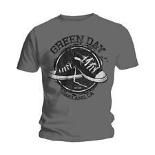 GREEN DAY T-Shirt Oakland Converse Taglia M OFFICIAL MERCHANDISE