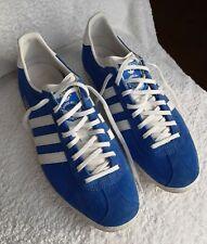 Adidas gazelle 9.5 Mid Blue