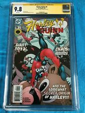 Harley Quinn #5 (2000) - DC - CGC SS 9.8 NM/MT - Signed by Terry Dodson
