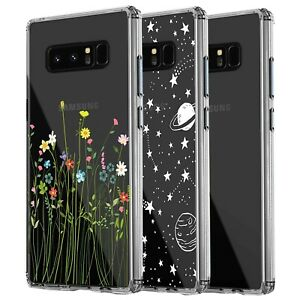 Galaxy Note 8 / Note 9 / Note 10 / Note 10 Plus Clear Case + Screen Protector