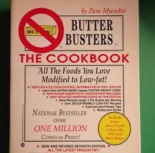 Butter Busters The Cookbook: all foods you love modified to low fat Cookbook PB