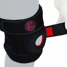 Knee Brace Adjustable Large 23in to 28in Support Sports Arthritis ACL MCL LCL