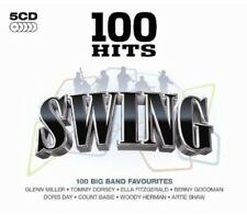 Various Artists, 100 - 100 Hits: Swing / Various [New CD] Boxed Set