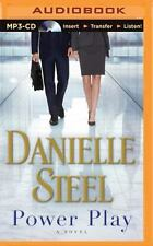 Power Play by Danielle Steel (2014, MP3 CD, Unabridged) Brand New $14.99 List