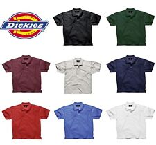 Dickies Short Sleeve Mens Polo Shirt - Workwear Small - 3XL SH21220 8 Colours