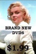 Brand New Dvds=$1.99