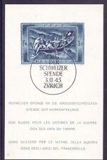 28/9.SWITZERLAND,1945 LIFEBOAT SC.B 143