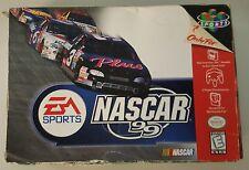 N) NASCAR 99 (Nintendo 64, 1998) Video Game