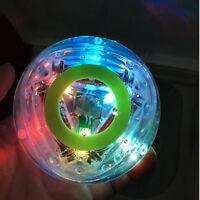 Partei Baby in der Wanne Bad Zeit LED Licht Erscheinen Spielzeug Geschenk^