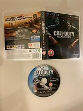 Call of Duty: Black Ops PlayStation 3 Game PS3 FAST DISPATCH UK