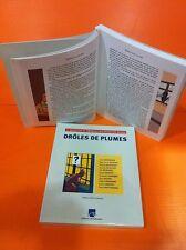 Livre Drôles de Plumes, Edition Moulinsart 11 nouvelles de Tintin, 2003