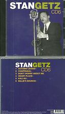 CD - STAN GETZ : Le meilleur de STAN GETZ / SAXOPHONE JAZZ / COMME NEUF