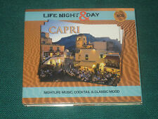 CAPRI LIFE NIGHT & DAY NIGHTLIFE MUSIC, COCKTAIL & CLASSIC MOOD 2 CD