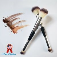 Complexion Perfection Brush #7: Dual end Makeup Brush for Foundation & Concealer