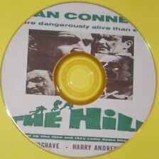 DRAMA 219: THE HILL 1965 Sean Connery, Harry Andrews, Ian Bannen