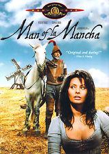 MAN OF LA MANCHA (DVD, 2004) - NEW RARE DVD