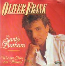 """7"""" Oliver Frank/Santa Barbara"""