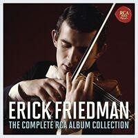 ERICK FRIEDMAN - ERICK FRIEDMAN-THE COMPLETE RCA ALBUM COLLECTION  9 CD NEW