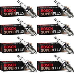 8 Bosch Copper Core Spark Plugs For 2000-2001 DODGE RAM 1500 V8-5.2L