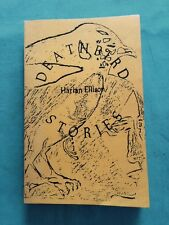 DEATHBIRD STORIES - 'FIRST' ISSUE UNCORRECTED PROOF SIGNED BY HARLAN ELLISON