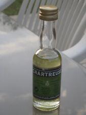 mini bottle mignonnette chartreuse père chartreux tarragone