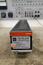 Collins TDR-90 ATC Transponder P/N: 622-1270-001 W/ 8130 10/24/19 & 90 Day Warr.