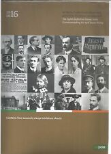 NEW~IRELAND 1916 CENTENARY~ 4  MINISHEETS IN PRESENTATION FOLDER
