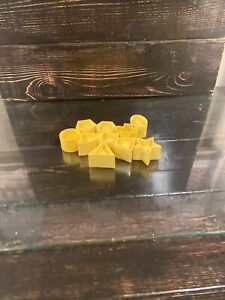 Tupperware Tuppertoys Shape Sorter Ball Replacement  Set of 10 Shapes