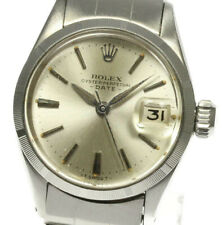 ROLEX Oyster Perpetual Date 6519 cal,1130 Automatic Ladies Watch_506603