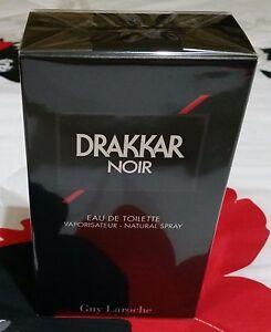 Treehousecollections: Guy Laroche Drakkar Noir EDT Perfume Spray For Men 200ml