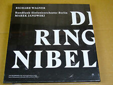 BOX 13 hybrid multichannel SACDs WAGNER Der Ring des Nibelungen Marek Janowski