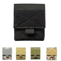 Tactical Pouch Sundries EDC Storage Bag Military Cigarette Molle Pouches